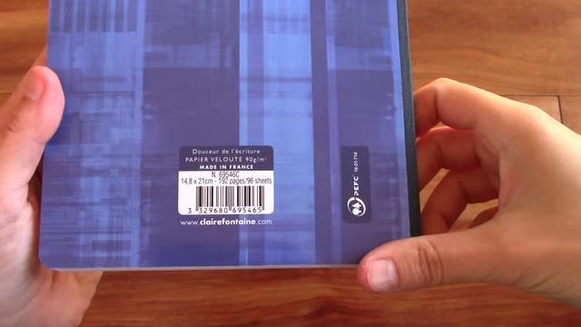 Clairefontaine Classic Notebook Review 0 57 screenshot