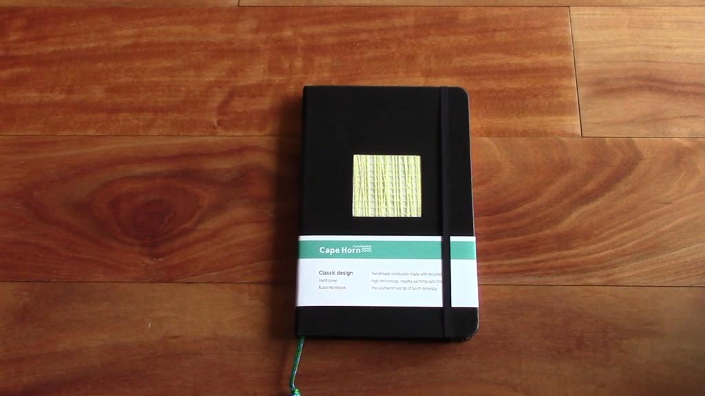 Cape Horn Notebook Review 0 1 screenshot