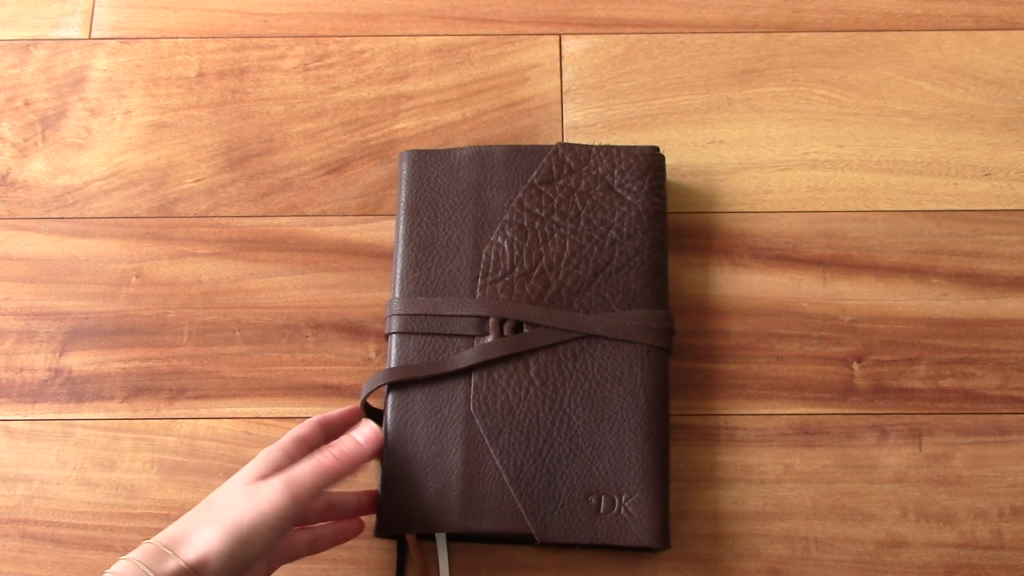 Epica Dot Grid Leather Journal Review NEW DISCOUNT CODE IN DESCRIPTION 0 56 screenshot