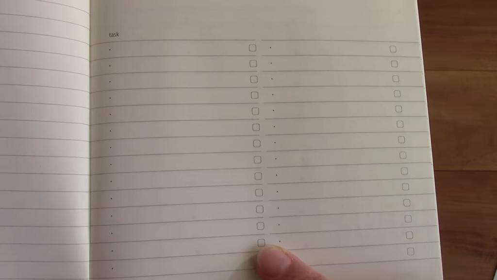 Moleskine Pro Planner Review 6 40 screenshot