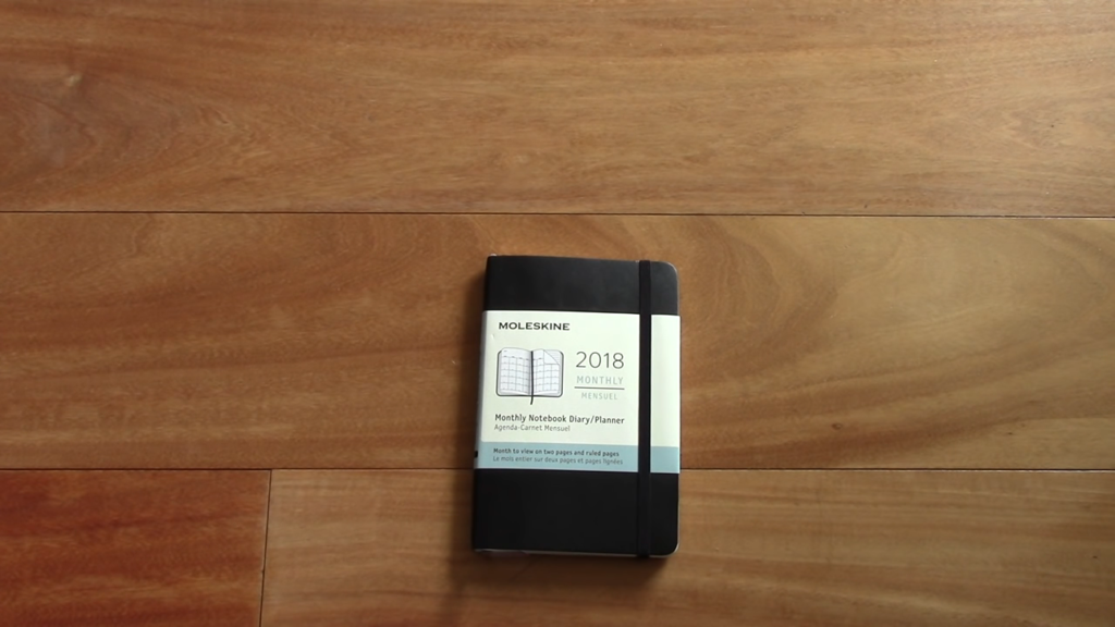 Moleskine Pocket Monthly Planner 0 4 screenshot