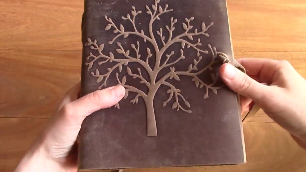 Moonster Leather Journal Review Tree of Life 4 58 screenshot
