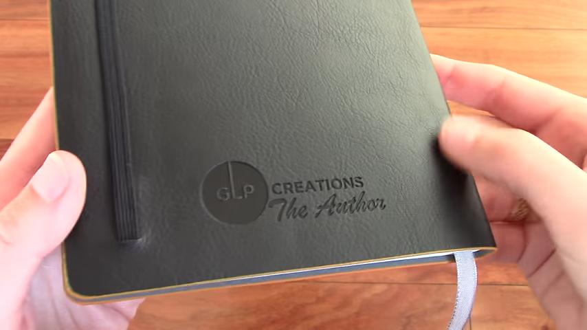 GLP Creations Tomoe River Notebook Review 1 20 screenshot