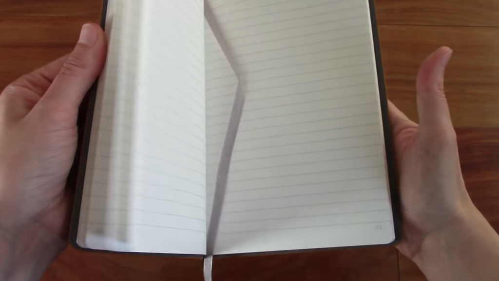 GLP Creations Tomoe River Notebook Review 9 37 screenshot