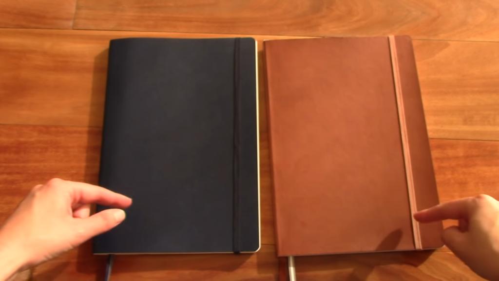 Leuchtturm 1917 v Artists Loft Notebook Comparison 0 34 screenshot 1