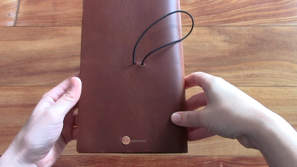 Rustico Expedition Leather Notebook A Good Travelers Notebook Alternative  2 23 screenshot