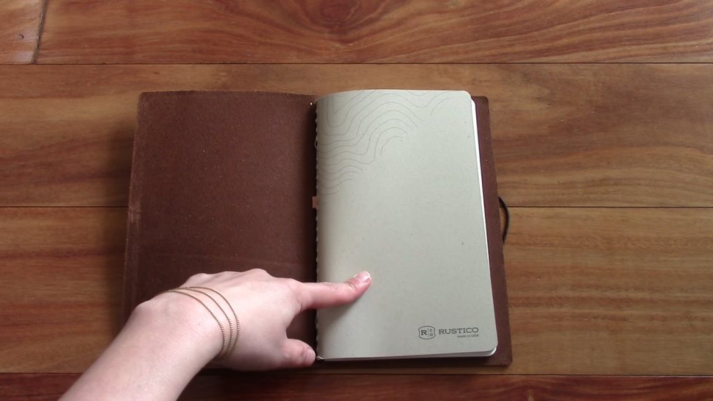 Rustico Expedition Leather Notebook A Good Travelers Notebook Alternative  7 47 screenshot 1