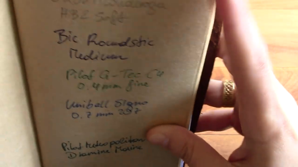 Robrasim Travelers Notebook Review 4 25 screenshot