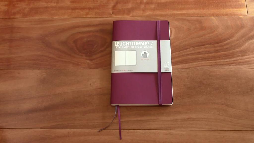 Leuchtturm 1917 B6 Notebook Review 0 0 screenshot