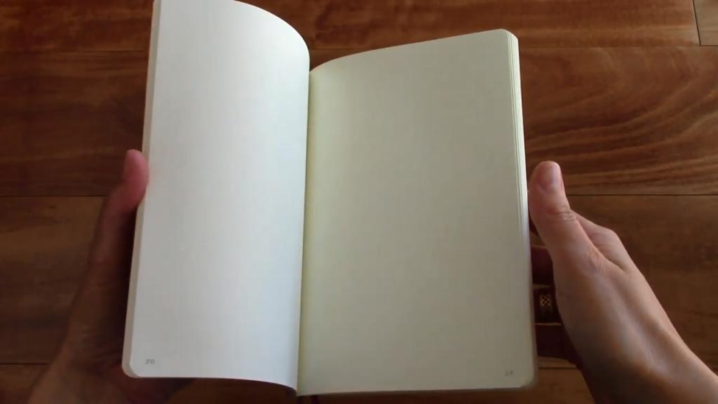 Leuchtturm 1917 B6 Notebook Review 2 55 screenshot