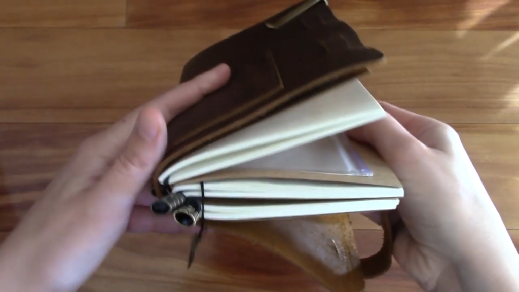 Skymark Home Travelers Notebook Review 2 49 screenshot