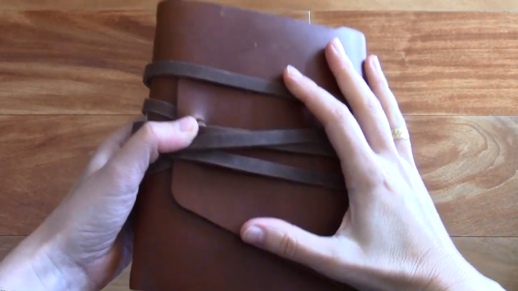 Rustico Courier Leather Journal Review 0 11 screenshot