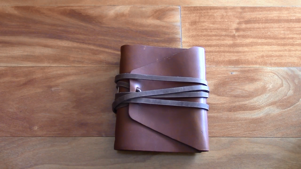 Rustico Courier Leather Journal Review 0 2 screenshot