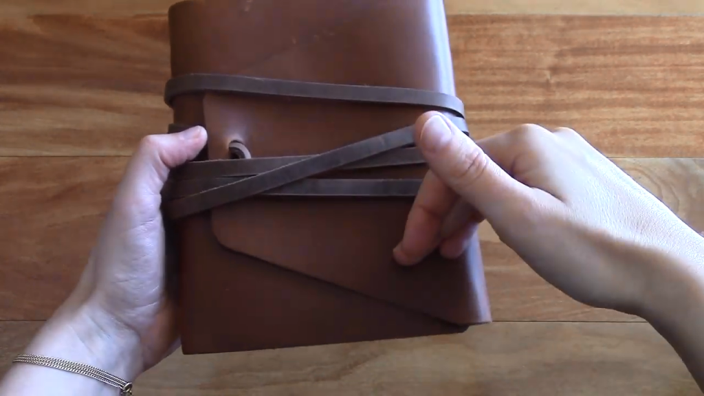 Rustico Courier Leather Journal Review 0 22 screenshot