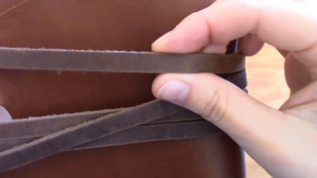 Rustico Courier Leather Journal Review 0 45 screenshot