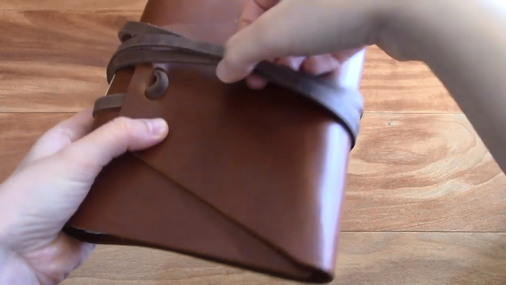 Rustico Courier Leather Journal Review 1 19 screenshot