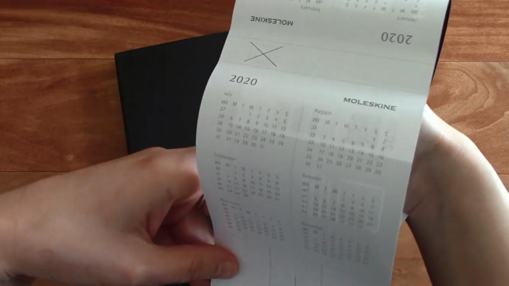 Moleskine Pro Planner XL Review 2 55 screenshot
