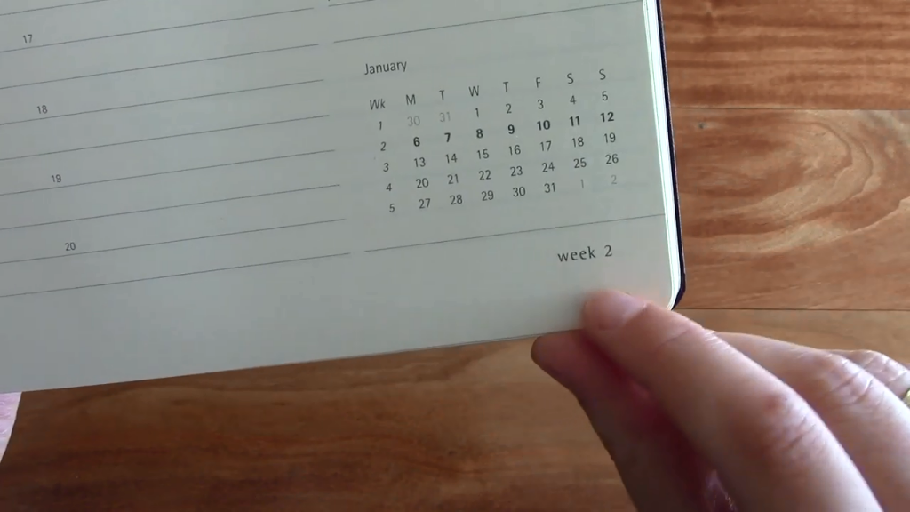 Moleskine Pro Planner XL Review 7 29 screenshot