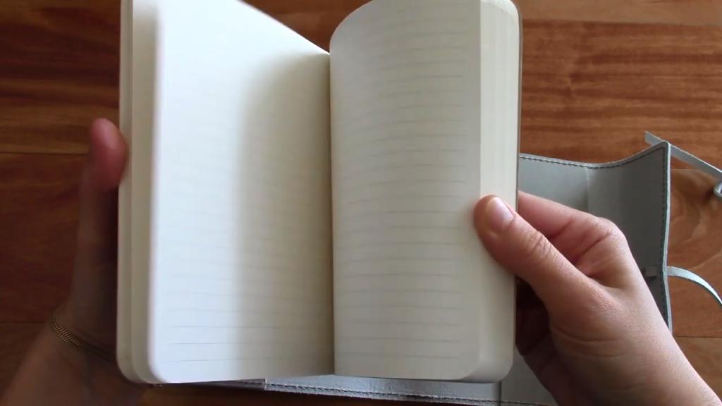 Rustico Writers Log Journal Review 3 23 screenshot