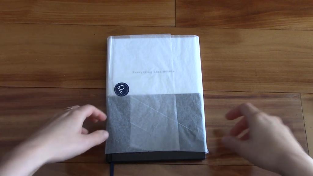 Papier Demi Notebook Review 0 1 screenshot 1
