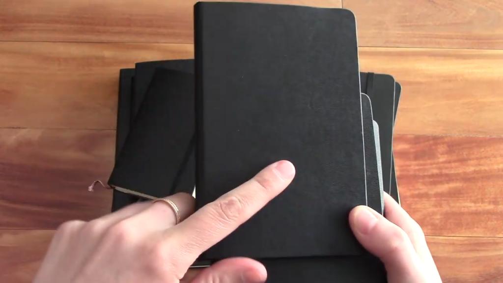 Almost 20 YEARS of Moleskine Notebooks 1 25 screenshot