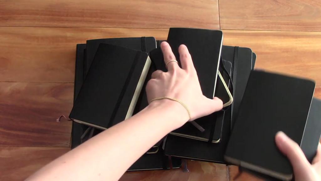 Almost 20 YEARS of Moleskine Notebooks 2 29 screenshot