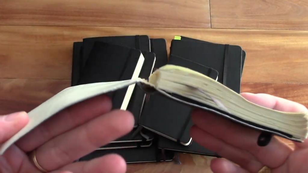 Almost 20 YEARS of Moleskine Notebooks 2 41 screenshot