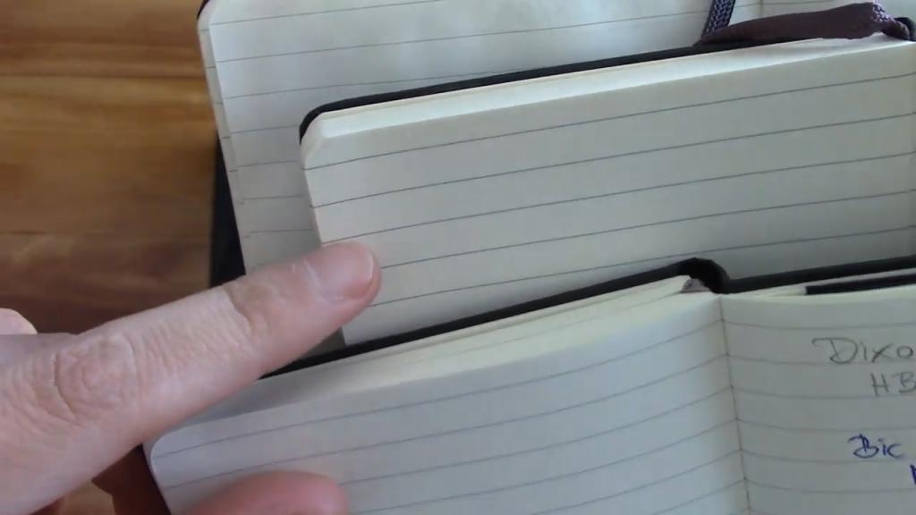 Almost 20 YEARS of Moleskine Notebooks 4 45 screenshot