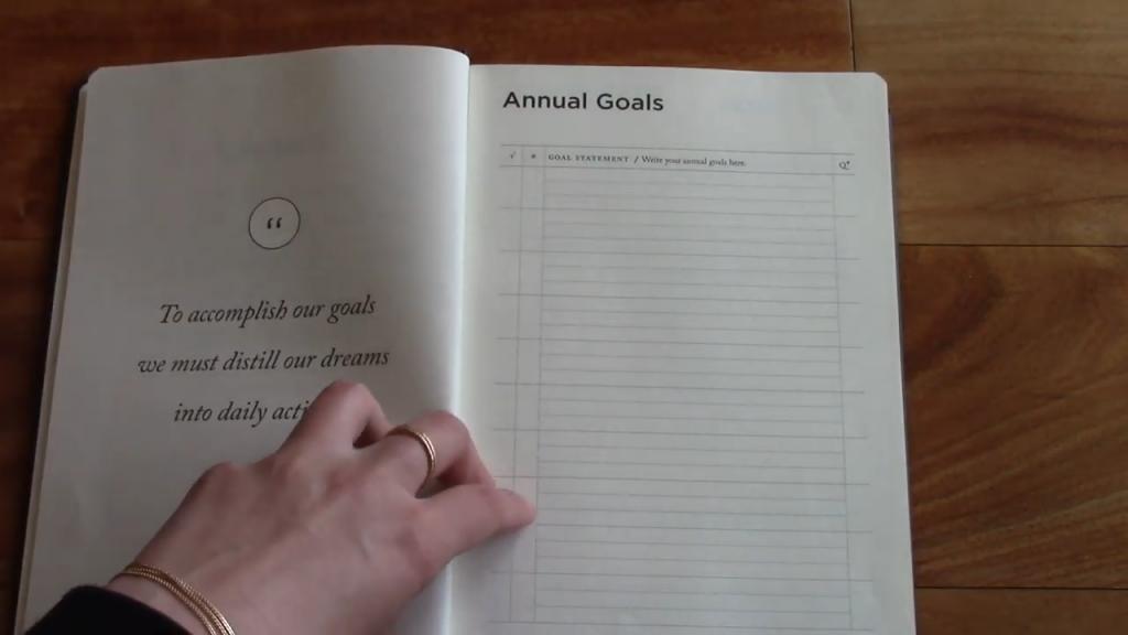 Full Focus Planner Review 3 48 screenshot