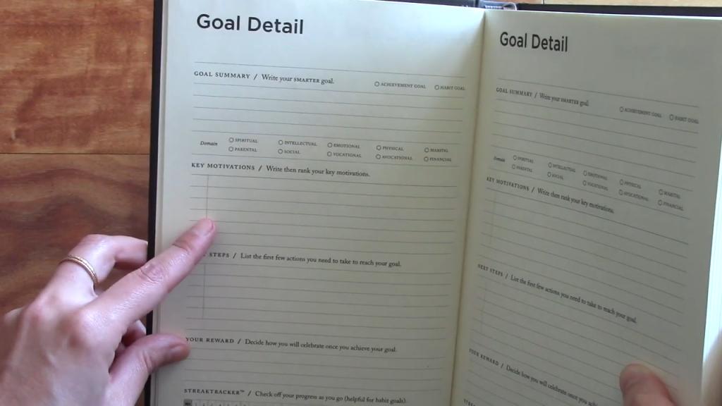Full Focus Planner Review 5 4 screenshot