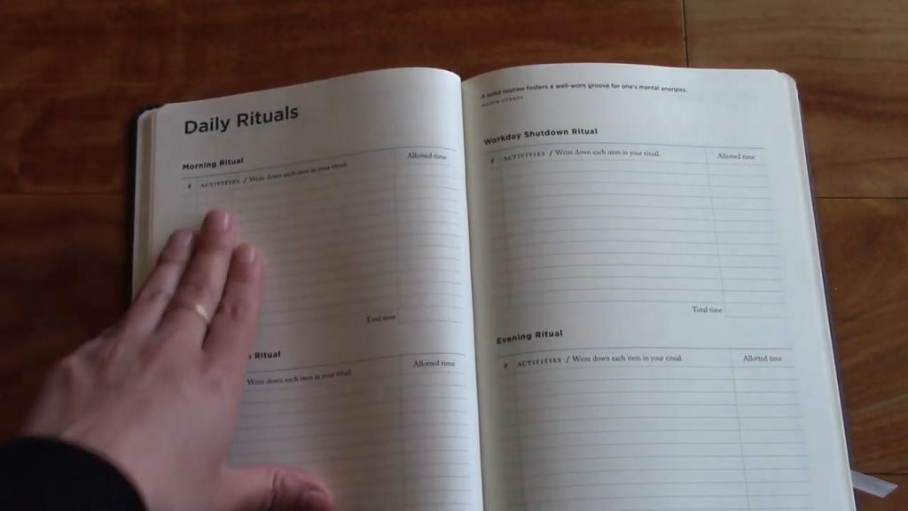 Full Focus Planner Review 7 16 screenshot