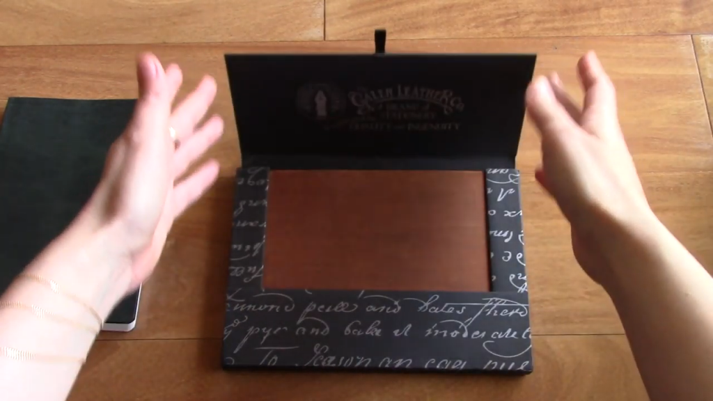 Galen Leather Tomoe River Notebook Review 4 15 screenshot