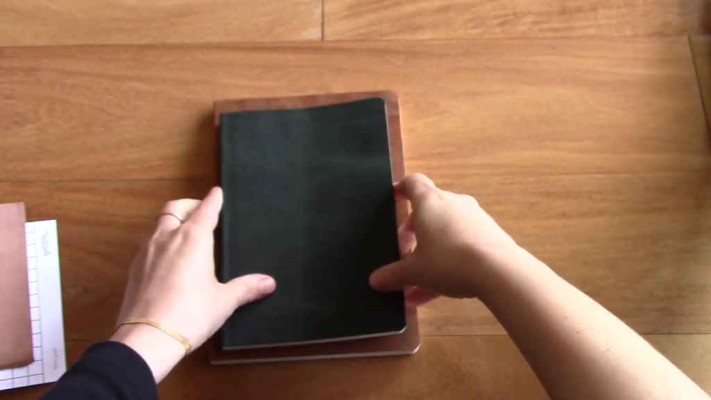 Galen Leather Tomoe River Notebook Review 9 13 screenshot