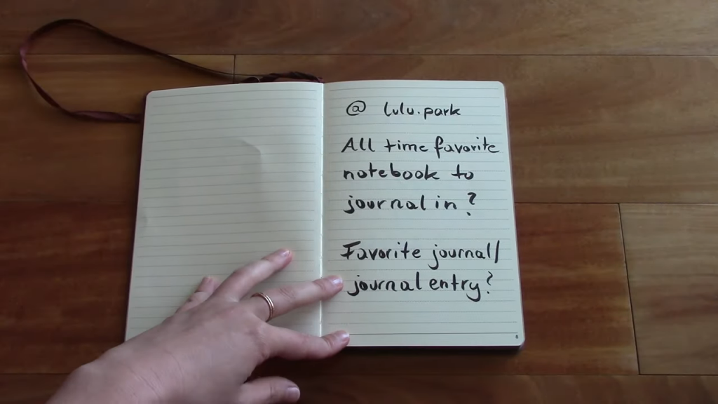 JOURNAL QA Whats your favorite journal etc. 2 40 screenshot