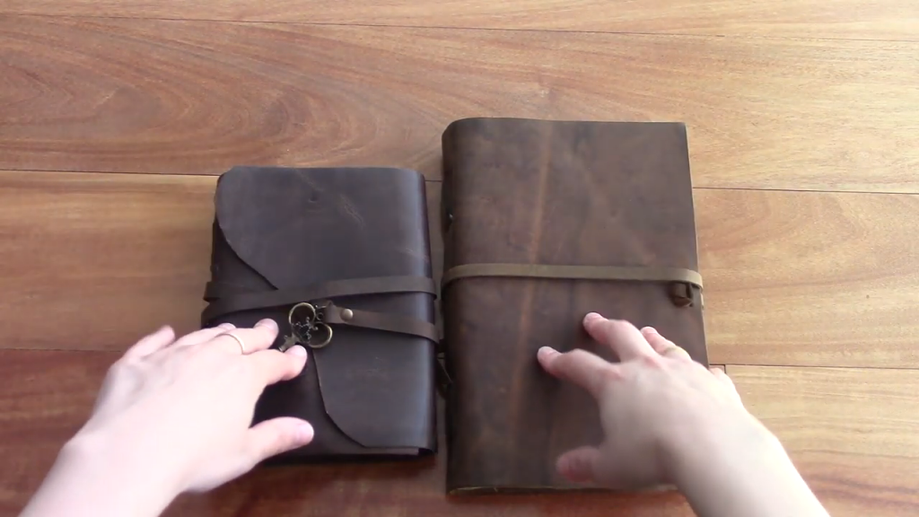 Nomad Crafts Vintage Journal Review Book of Shadows 0 24 screenshot