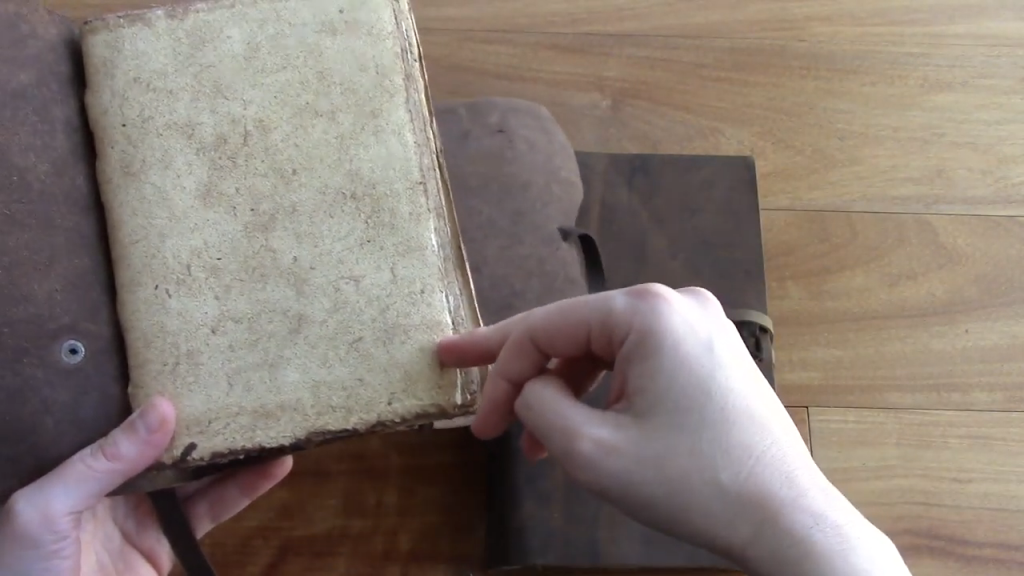 Nomad Crafts Vintage Journal Review Book of Shadows 2 18 screenshot
