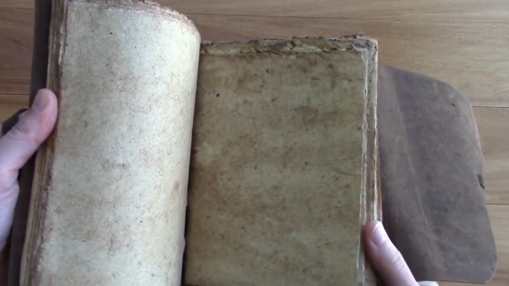 Nomad Crafts Vintage Journal Review Book of Shadows 3 11 screenshot