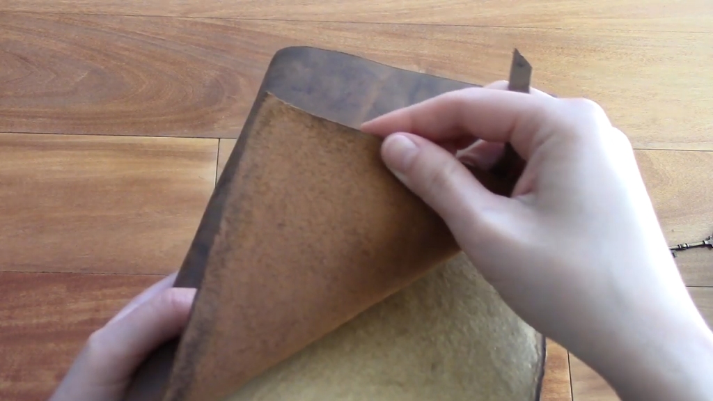 Nomad Crafts Vintage Journal Review Book of Shadows 5 10 screenshot