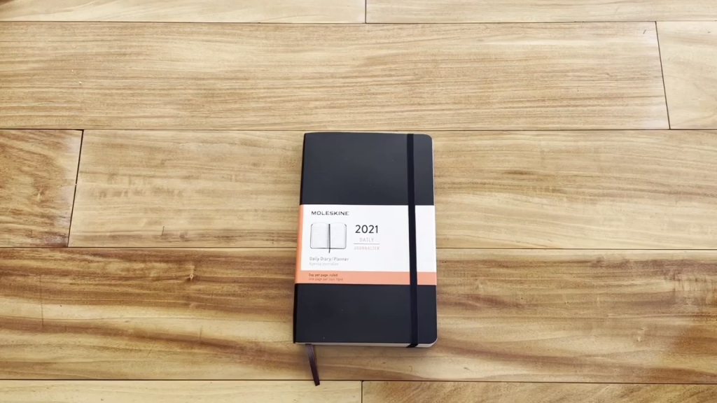 Moleskine 2021 Daily Planner Diary Soft Cover Review and Flip Through 0 0 screenshot