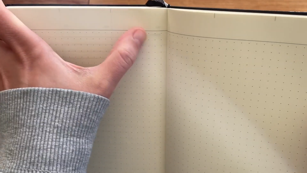 Moleskine Pro Project Planner Review and Flip Through 9 36 screenshot