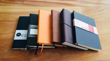 BEST Notebooks for BULLET Journaling
