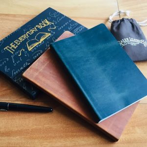 Galen Leather Tomoe River Notebook Review