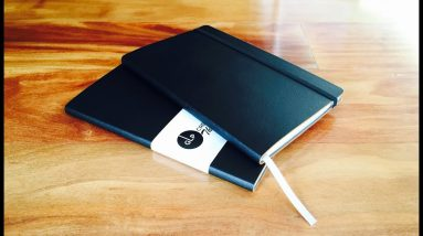 GLP Creations Tomoe River Notebook Review