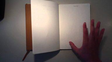 Leuchtturm 1917 Large Notebook Comparison