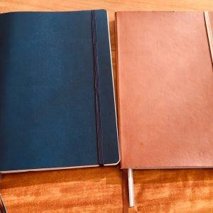 Leuchtturm 1917 v Artist's Loft Notebook Comparison