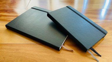 Moleskine Comparison Pro Planner v Project Planner
