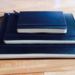 Moleskine Notebook Size Comparison