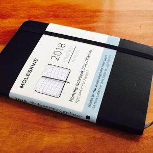 Moleskine Pocket Monthly Planner