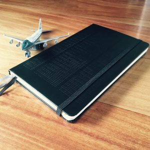 Moleskine Travel Journal