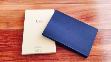 Nanami Cafe Note Notebook Review